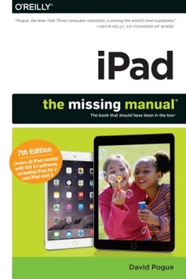 (ebook) iPad: The Missing Manual