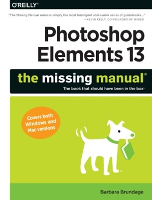 (ebook) Photoshop Elements 13: The Missing Manual