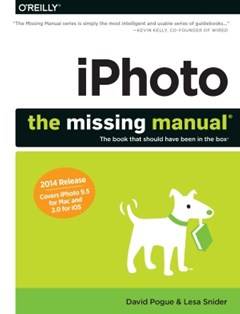 (ebook) iPhoto: The Missing Manual