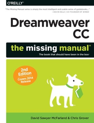 (ebook) Dreamweaver CC: The Missing Manual