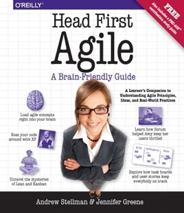 (ebook) Head First Agile - Business & Finance Management & Leadership