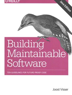 Building Mantainable Software