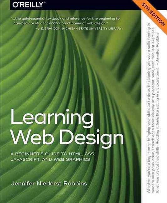 Learning Web Design