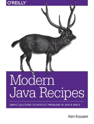 (ebook) Modern Java Recipes
