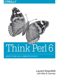 (ebook) Think Perl 6