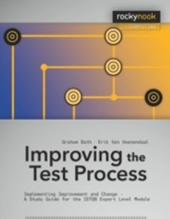 (ebook) Improving the Test Process - Computing Programming
