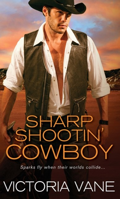 (ebook) Sharp Shootin' Cowboy