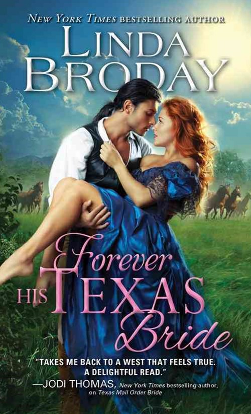 Forever His Texas Bride