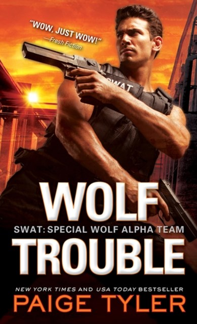 (ebook) Wolf Trouble