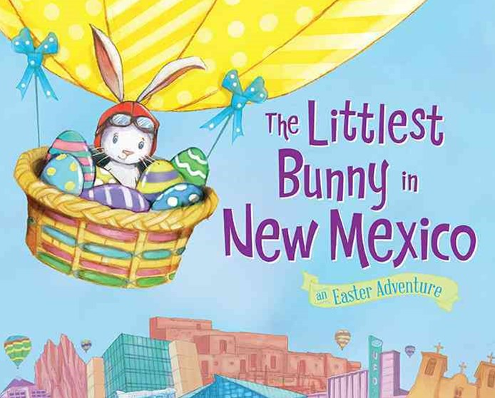 The Littlest Bunny in New Mexico