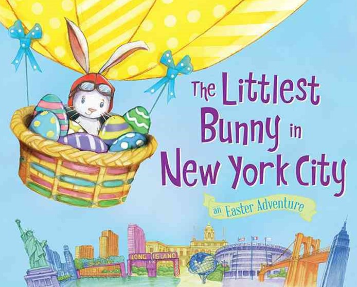 The Littlest Bunny in New York City