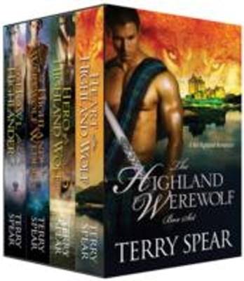 (ebook) Highland Werewolf Boxed Set