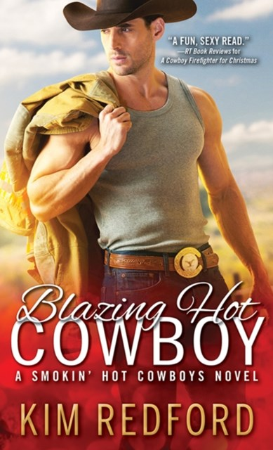 (ebook) Blazing Hot Cowboy