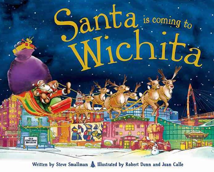 Santa Is Coming to Wichita