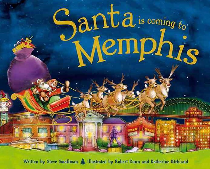 Santa Is Coming to Memphis
