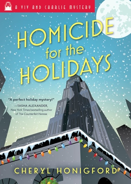 (ebook) Homicide for the Holidays