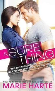 A Sure Thing by Marie Harte (9781492631859) - PaperBack - Modern & Contemporary Fiction General Fiction