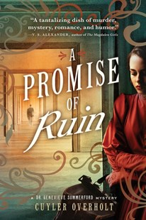 (ebook) A Promise of Ruin - Crime Mystery & Thriller