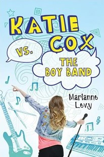 Katie Cox Vs. the Boy Band by Marianne Levy (9781492646082) - PaperBack - Non-Fiction Art & Activity