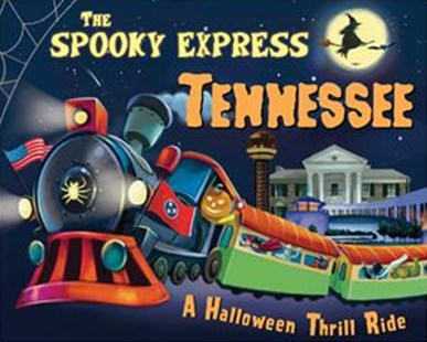 The Spooky Express Tennessee by Eric James, Marcin Piwowarski (9781492654025) - HardCover - Non-Fiction Transport