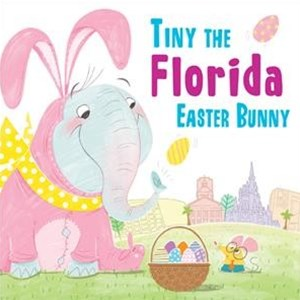 Tiny the Florida Easter Bunny