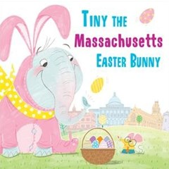 Tiny the Massachusetts Easter Bunny