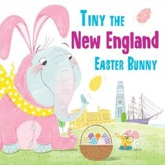 Tiny the New England Easter Bunny