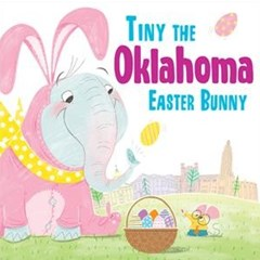 Tiny the Oklahoma Easter Bunny