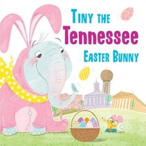 Tiny the Tennessee Easter Bunny