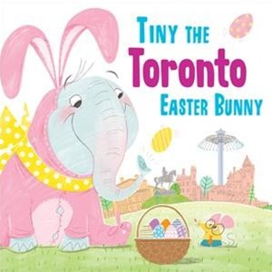 Tiny the Toronto Easter Bunny