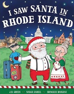 I Saw Santa in Rhode Island