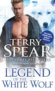 Legend of the White Wolf by Terry Spear (9781492697848) - PaperBack - Romance Paranormal Romance