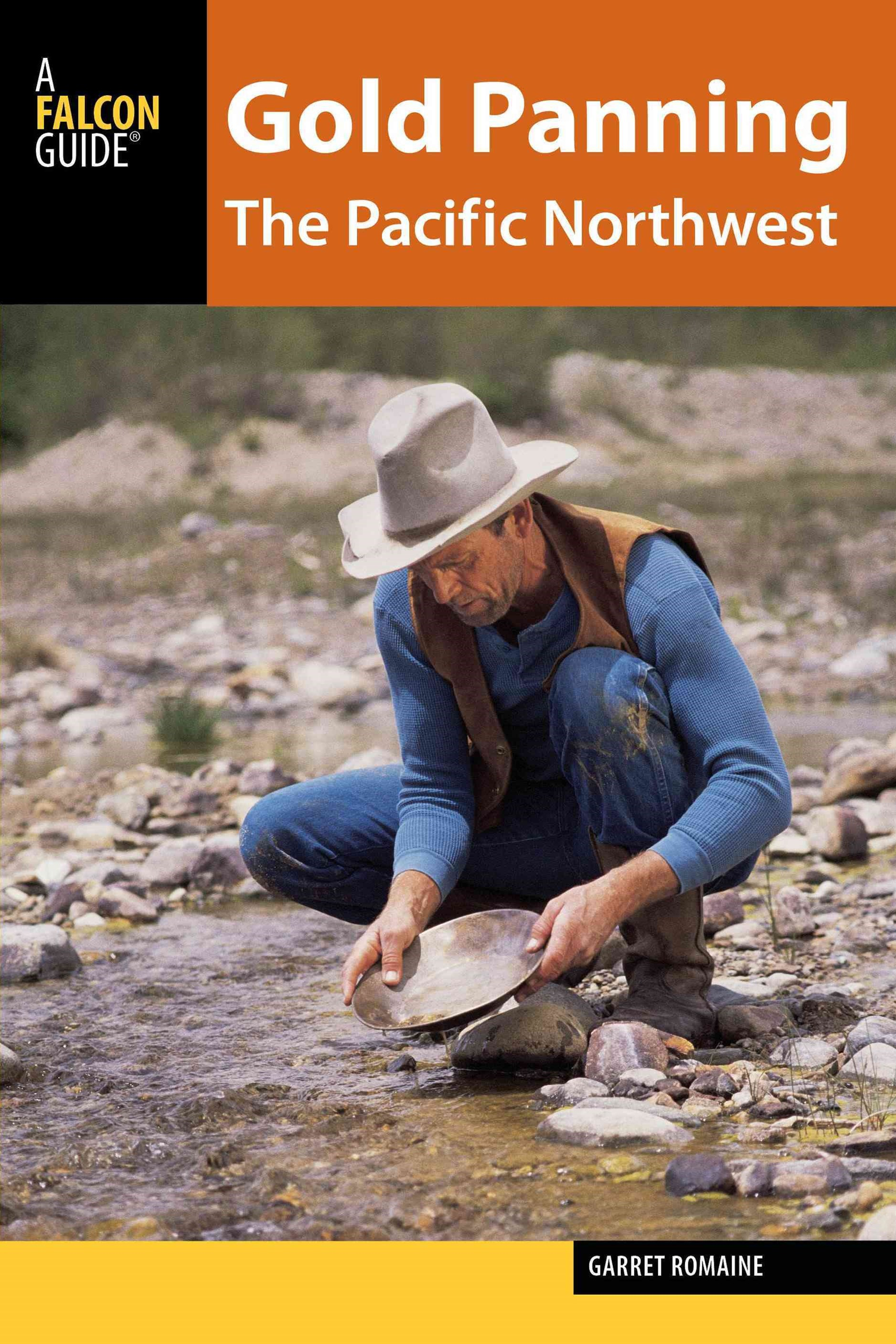 Gold Panning - The Pacific Northwest