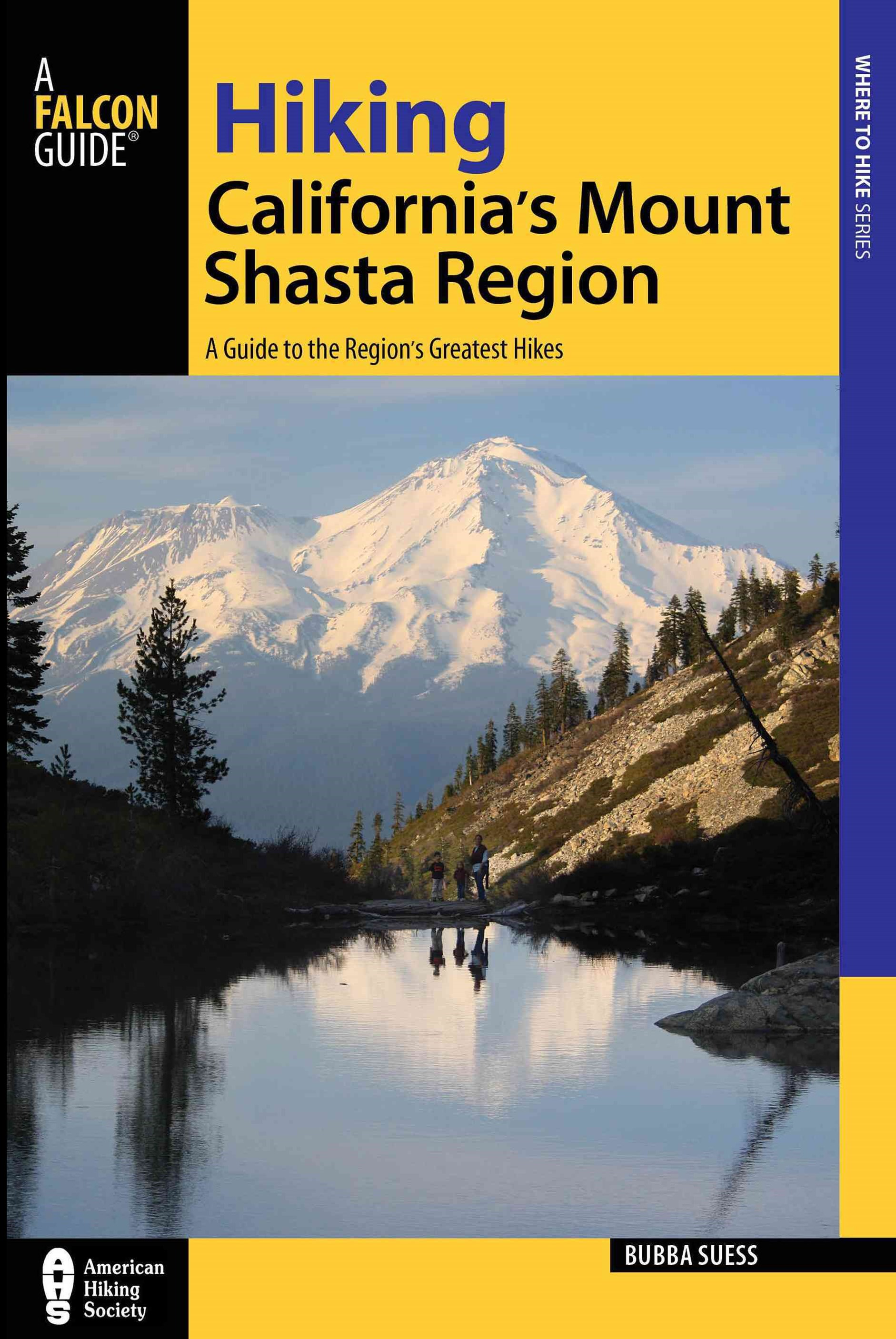 Hiking California's Mount Sshasta Region