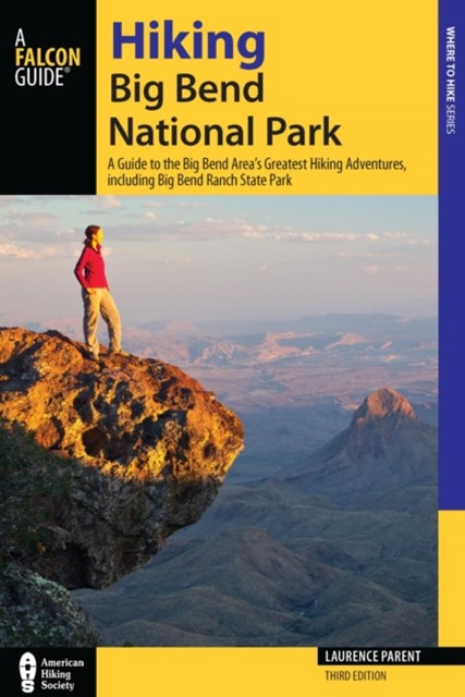 (ebook) Hiking Big Bend National Park