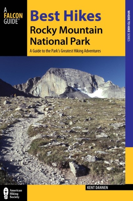 (ebook) Best Hikes Rocky Mountain National Park