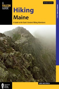 (ebook) Hiking Maine - Sport & Leisure Other Sports