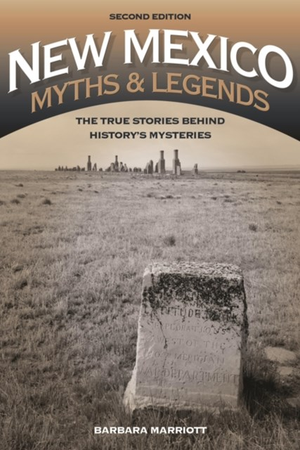 (ebook) New Mexico Myths and Legends