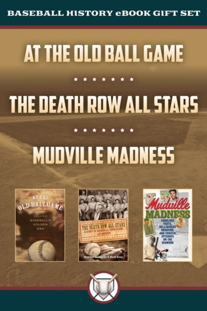 Baseball History eBook Gift Set