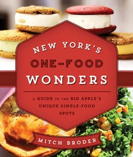 (ebook) New York's One-Food Wonders - Travel Travel Guides