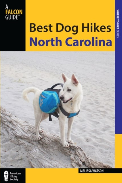 (ebook) Best Dog Hikes North Carolina