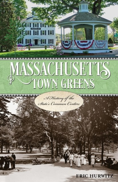(ebook) Massachusetts Town Greens