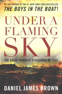 Under a Flaming Sky by Daniel Brown (9781493022007) - PaperBack - History Latin America