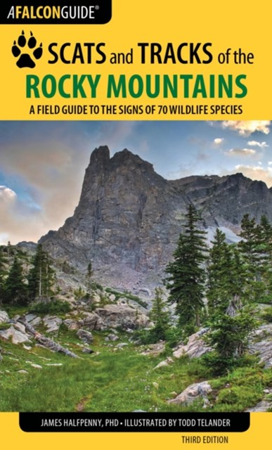 (ebook) Scats and Tracks of the Rocky Mountains