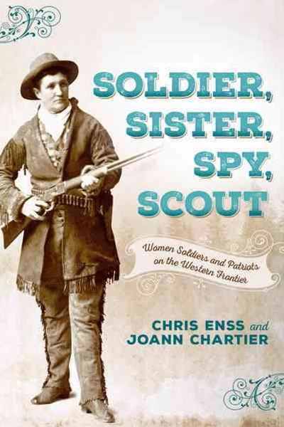 Soldier, Sister, Spy, Scout