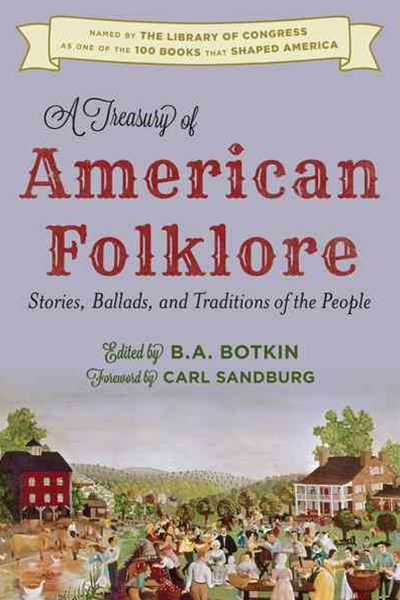 Treasury of American Folklore