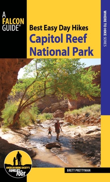 (ebook) Best Easy Day Hikes Capitol Reef National Park