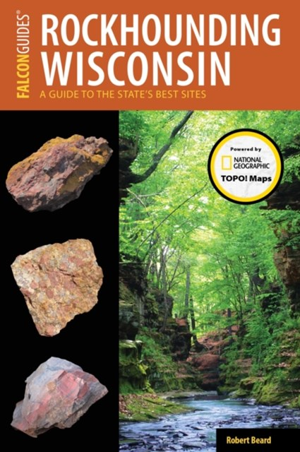 (ebook) Rockhounding Wisconsin