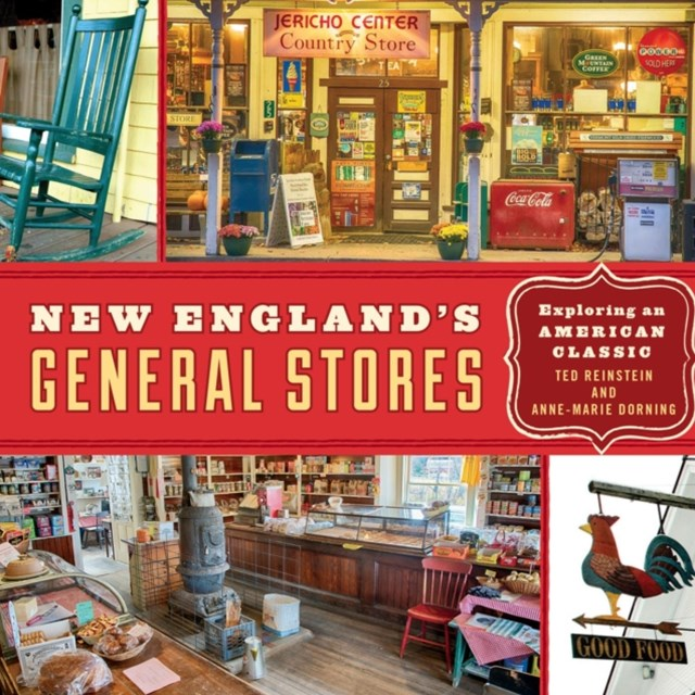 (ebook) New England's General Stores