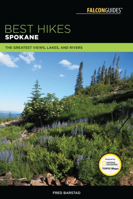 (ebook) Best Hikes Spokane